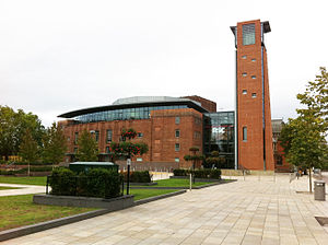 English: Royal Shakespeare Theatre, home of th...