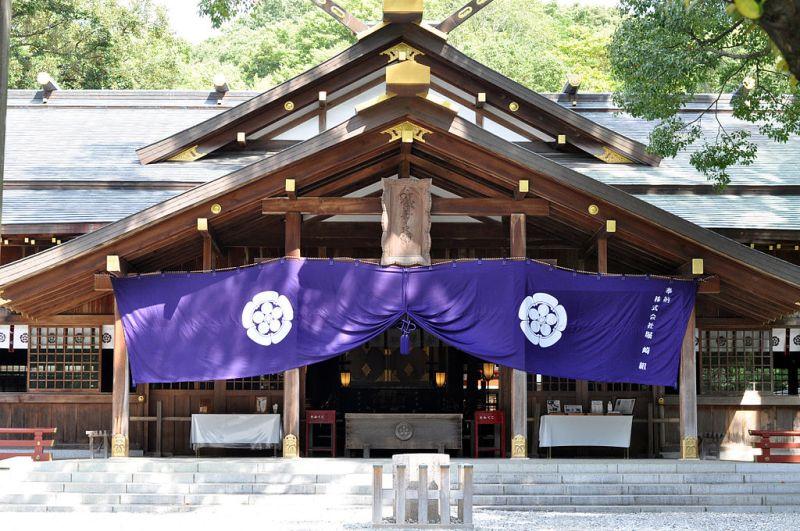 Sarutahiko-Jinja 001