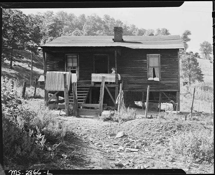 FileThe Blaine Sergent familys house P V  K Coal