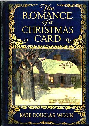 Cover of The Romance of a Christmas Card (1916)