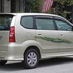 Grand New Avanza 2017 Price In Bangladesh Pakai Premium Toyota Wikipedia 1 5 G F602rm Facelift Malaysia