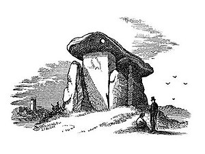 Trethevy Quoit - Liskeard - Cornwall - UK