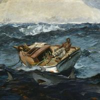 """The Gulf Stream"" by Winslow Homer"