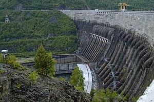 Sayano–Shushenskaya hydroelectric power station