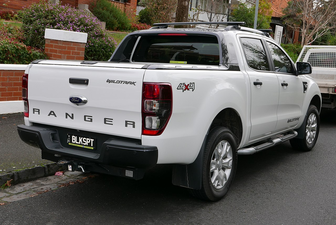hight resolution of file 2014 ford ranger px wildtrak 4wd 4 door utility 2015 07 03 02 jpg