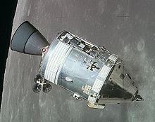 चन्द्रमा की कक्षा मे नियंत्रणयान