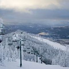 Ski Chair Lift Leather Reclining Chairs With Footstool Blacktail Mountain Area - Wikipedia