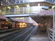 Madison Wabash CTA Station
