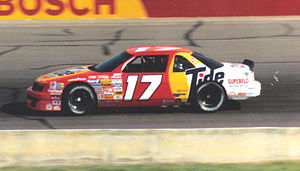 The Rick Hendrick owned Tide Chevy of Darrell ...