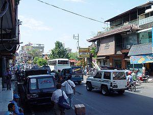 Gajah Mada Street