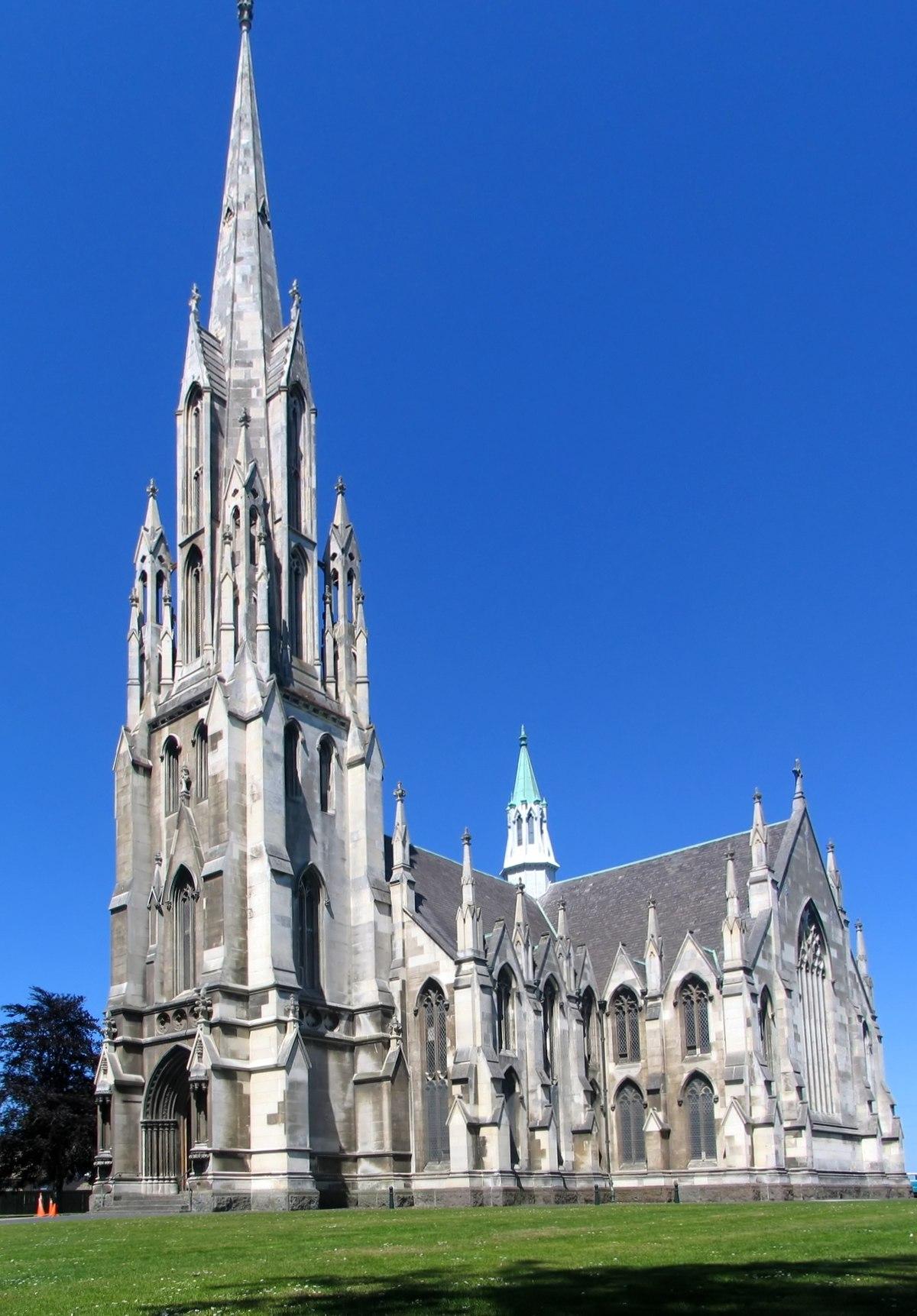 First Church Of Otago  Wikipedia
