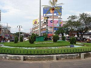 Seemaatti Junction, Kottayam