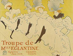 Henri de Toulouse-Lautrec, 1895
