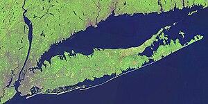 NASA Landsat satellite global mosaic image of ...