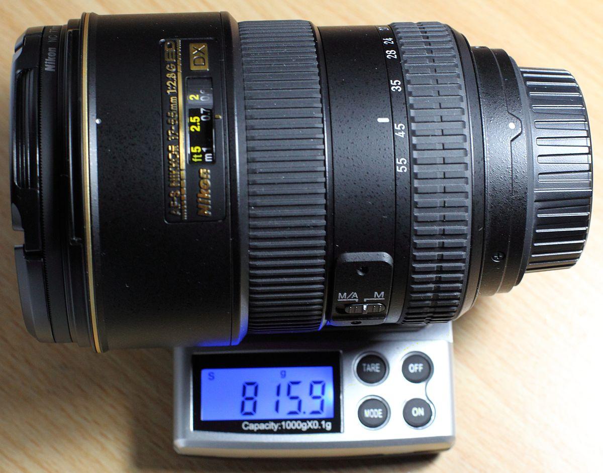 Nikon AFS 1755mm f28 G IFED DX  Wikipedia