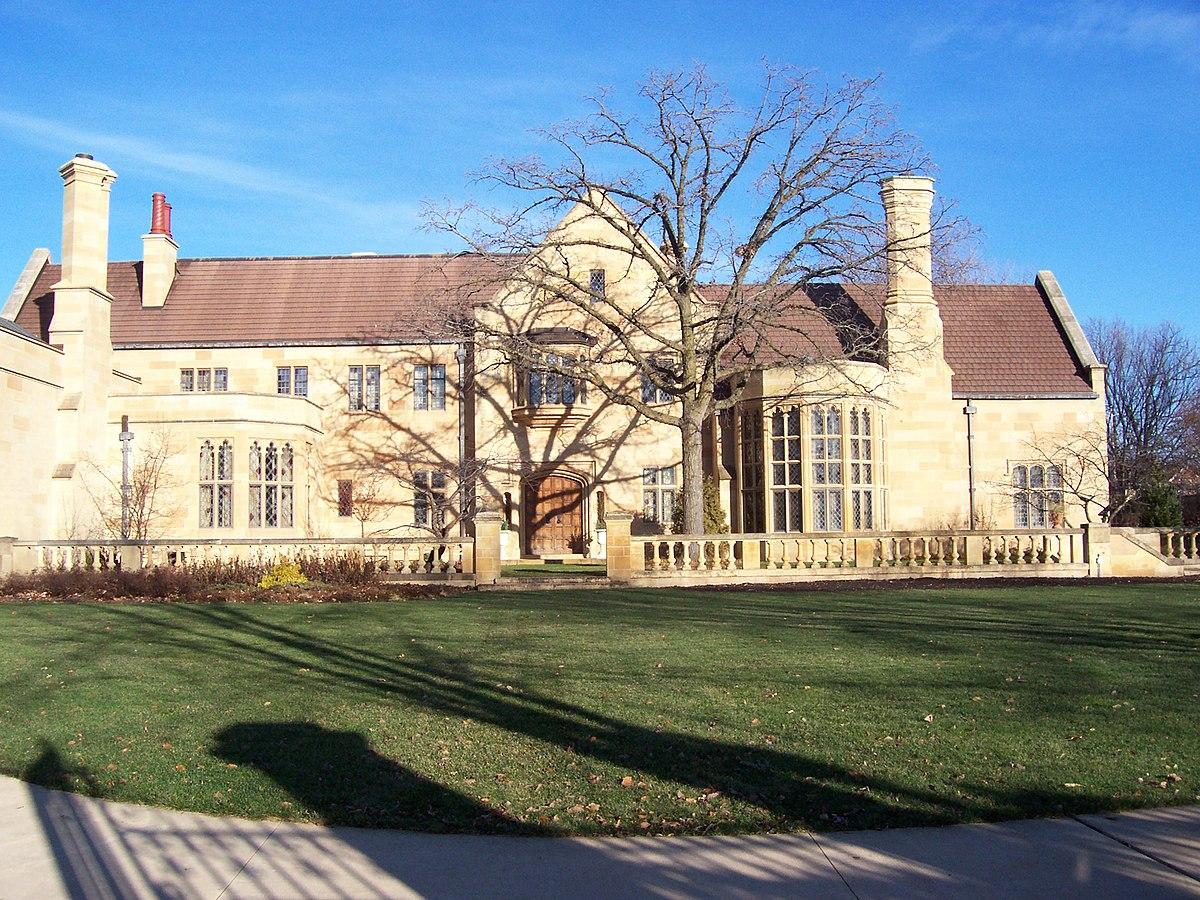 Paine Art Center And Gardens  Wikipedia