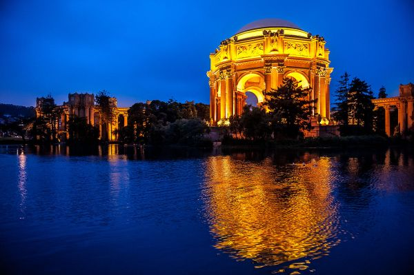 Palace Fine Arts San Francisco