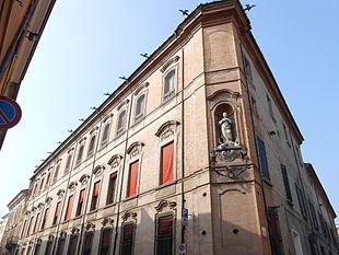 Palazzo Ferniani  Wikipedia
