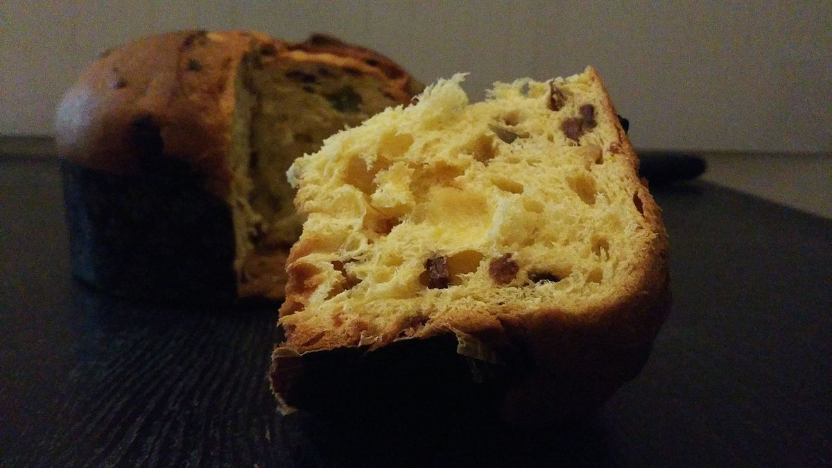 panettone  Wiktionary