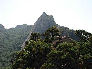 Phoenix mountain (Feng Huang Shan)