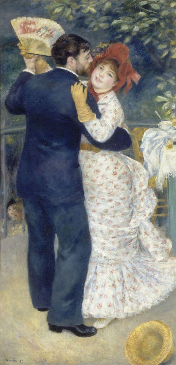 Pierre Auguste Renoir - Country Dance - Google Art Project