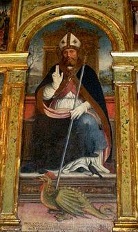 sveti Sirij - škof