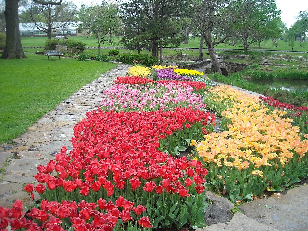 Reinisch Rose Garden and Doran Rock Garden  Wikipedia