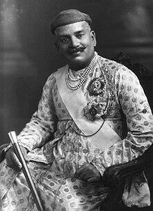 Sayajirao Gaekwad III, Maharaja of Baroda, 1919.jpg