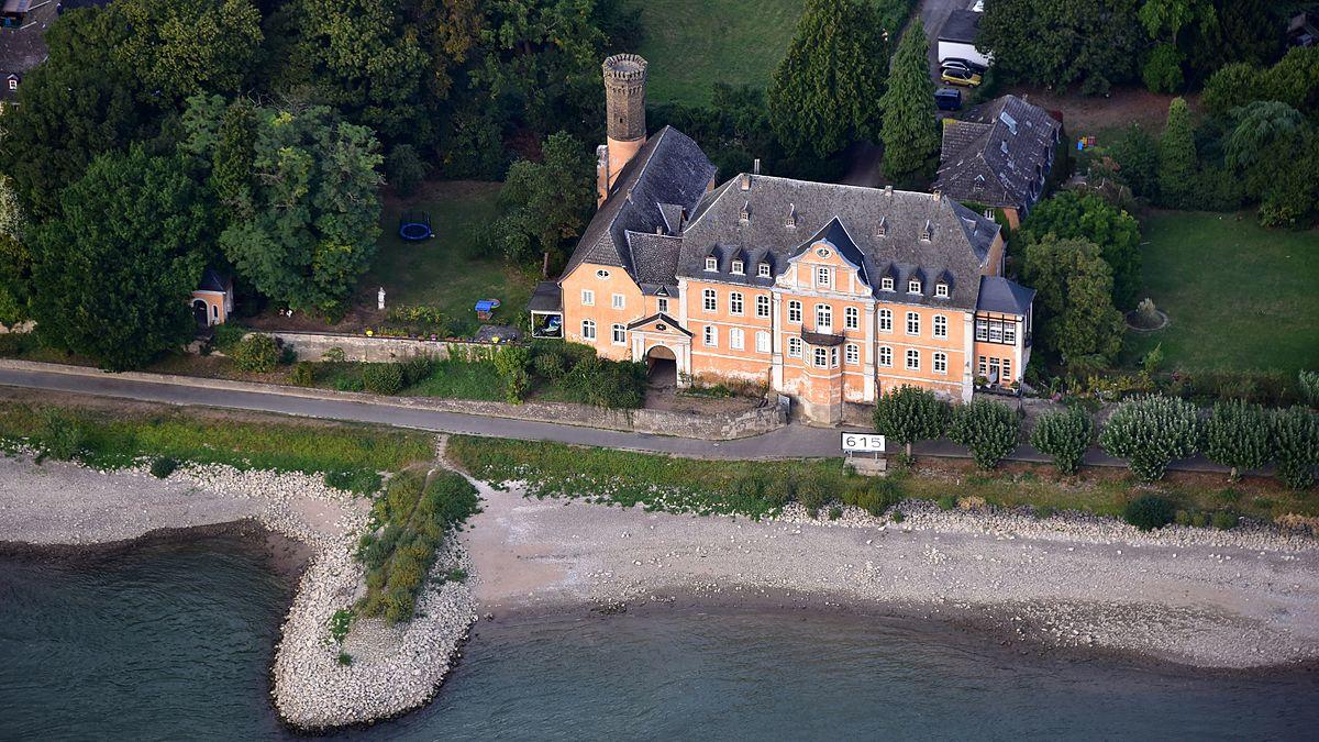 Schloss Marienburg Leutesdorf  Wikipedia
