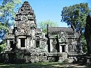 Thommanon Temple, Angkor, Cambodia.jpg