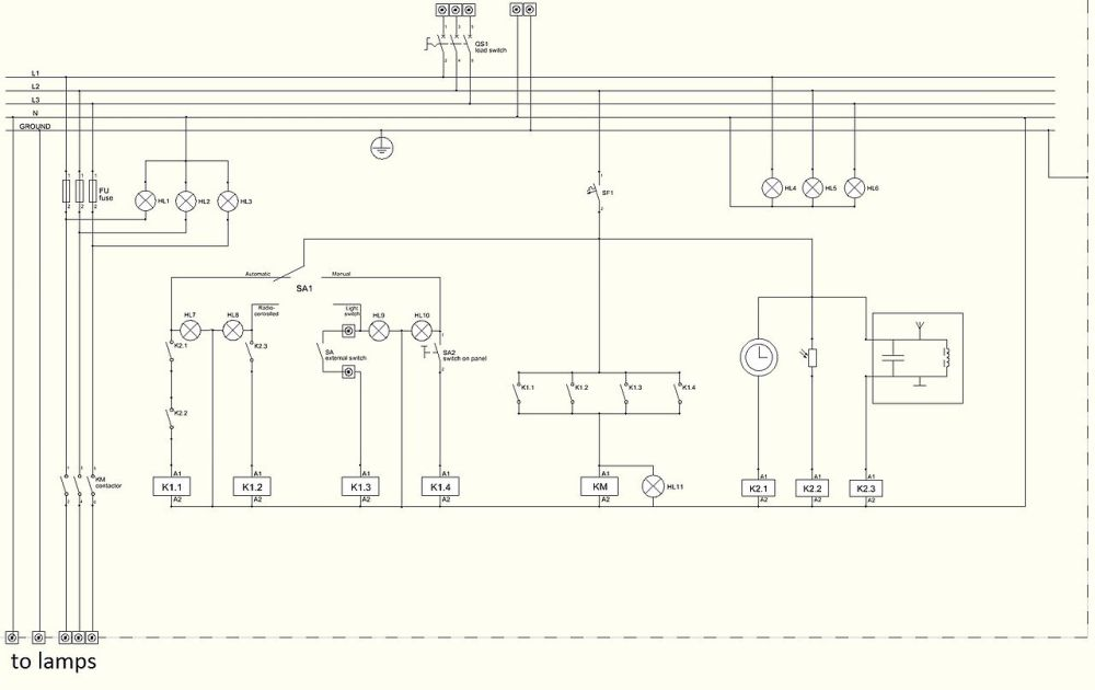 medium resolution of file wiring diagram of lighting control panel for dummies jpg led light circuit diagram bad electrical panel wiring schematic