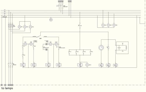 small resolution of file wiring diagram of lighting control panel for dummies jpg generator onan wiring circuit diagram a c control wiring diagram