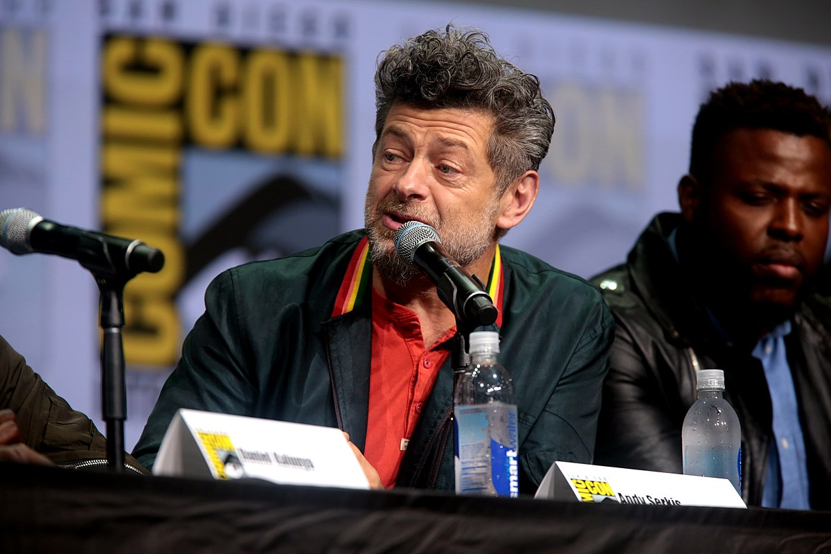 Andy Serkis filmography  Wikipedia
