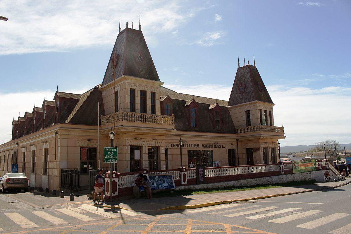 Agustn Ross Cultural Centre  Wikipedia