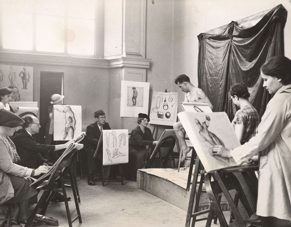 Art Education In United States - Wikipedia