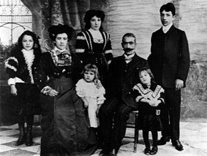 Armenian-Americans in Boston, 1908. Courtesy o...