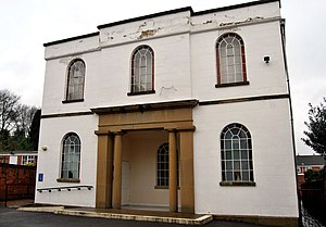 English: Ashby de la Zouch Congregational Church