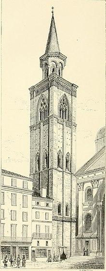 Basilica di SantAndrea Mantova  Wikipedia
