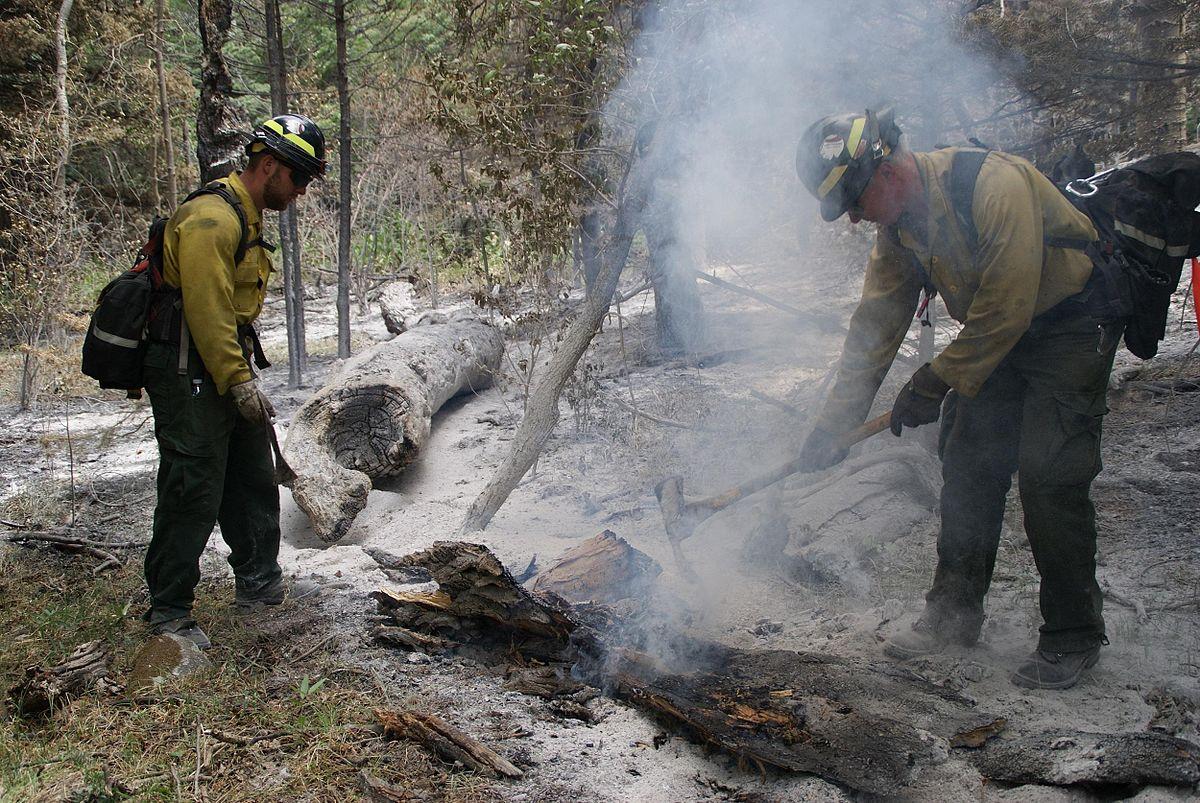 East Peak Fire  Wikipedia