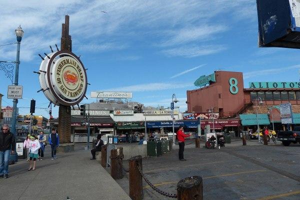 File Fisherman' Wharf San Francisco Ca Usa - Panoramio