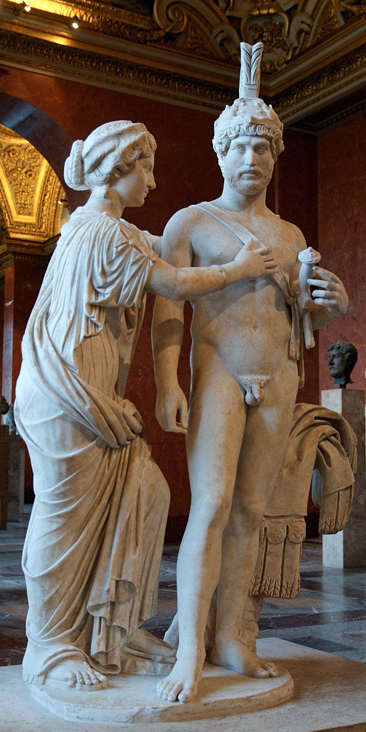Venus and Mars sculpture  Wikipedia