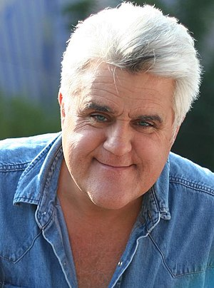 English: Jay Leno in July 2008.
