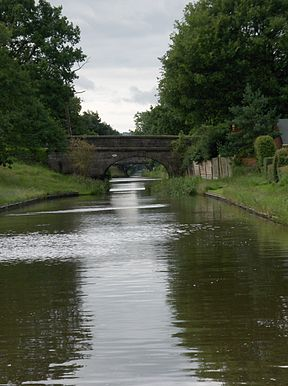 Macclesfield Canal  Wikipedia