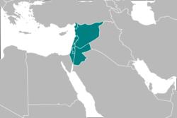 نبذة عن تاريخ الشام 250px-Modern_Levant