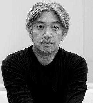 Portrait of famed Japanese musicians Ryuichi S...