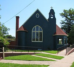 St Josephs Episcopal Church Fayetteville North