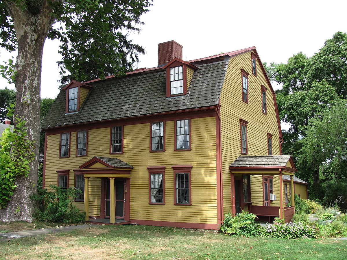 Strong House Amherst Massachusetts  Wikipedia