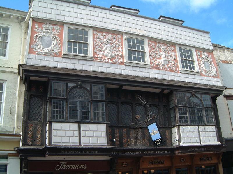 Archivo: 044 - Canterbury - de la reina Elizabeth Invitado Cámara von 1573.jpg