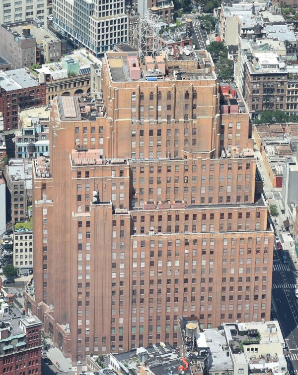 Hudson Street - Wikipedia