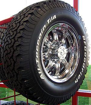 Bridgestone SUV tyres